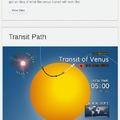 Itt nézheted a Vénusz-átvonulást a fotelből