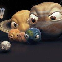 Szegény (Plútó) Pluto