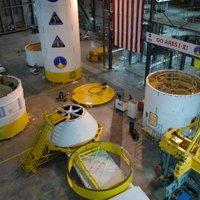 Ares - Shuttle limbó