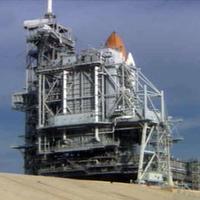 7-én Space Shuttle indítás