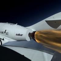 Nap képe: alágyújtottak a SpaceShipTwo-nak