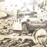 Keréknyom a Holdon, holdpor a Földön - a szovjet holdrobotok története I.