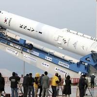 Dél-Korea is rakétaindításra készül
