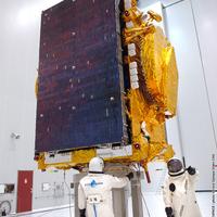 Hogy néz ki egy műhold?