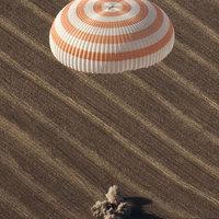 Nap képe: Szojuz landolás