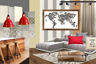 Tetőtéri lakás projekt - Klasszikus lofty hangulat