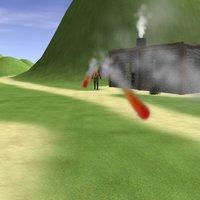 Néhány kép a tűzlabdacsokról