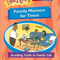 ?TOP? The How Rude! Handbook Of Family Manners For Teens: Avoiding Strife In Family Life (How Rude Handbooks For Teens). designed Carteira device objetos single Baggies