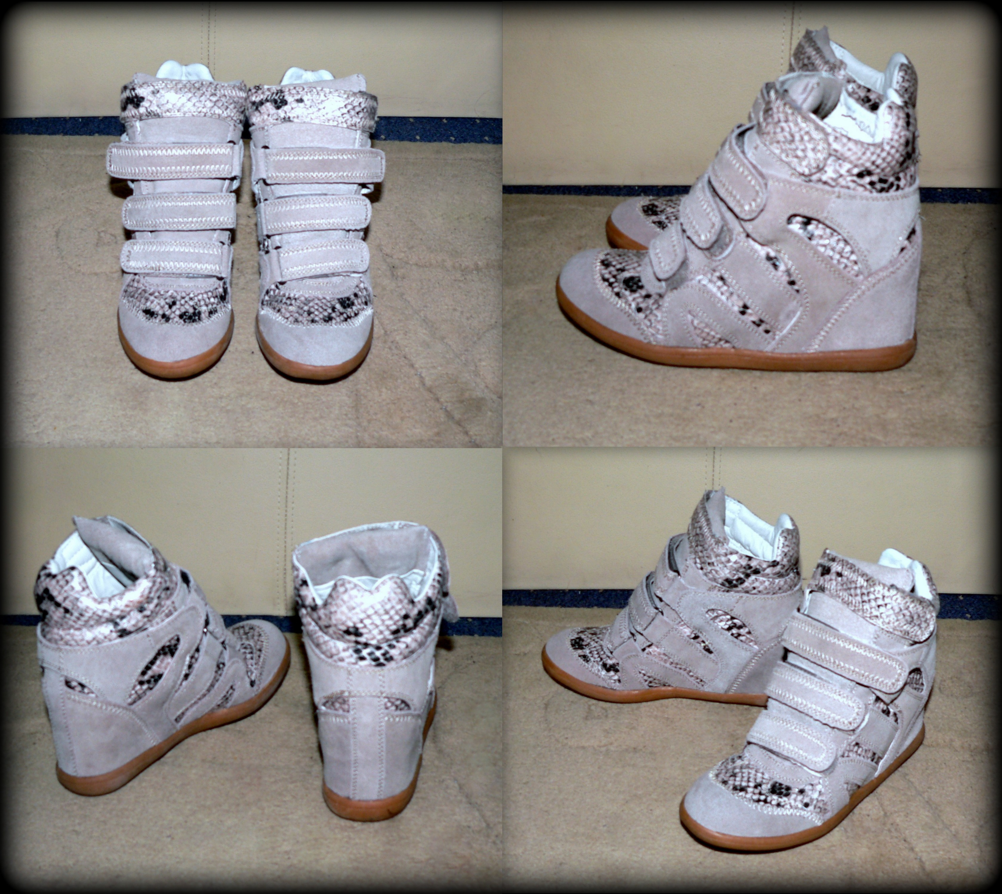 High hell sneaker - Magas talpú sportcipő - My daily-life 8289b5bfcc