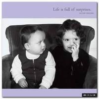 Az élet tele van meglepetésekkel