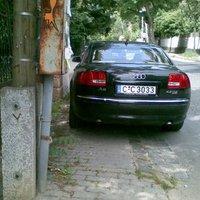 Parkolási bírság rendelésre?