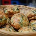 Könyvajánló és spenótos juhtúrós muffin