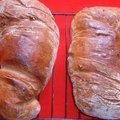 Rozsos diós kenyér
