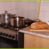 Új tűzhely, új kenyér