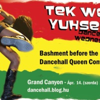 Ápr. 14. - Bashment before the DhQ Contest