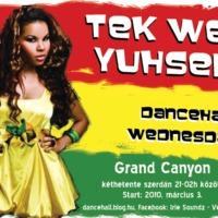 Tek weh yuhself március 3-tól a Grand Canyonban!