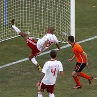 Dánia-Hollandia 0-2
