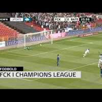 Továbbjutott az FCK