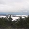 A hófehér 50 kilométernyi árnyalata
