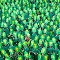 Szent Patrick napja: Írország a védőszentjét ünnepli
