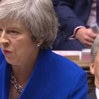 Inog Theresa May széke