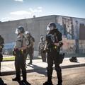 A rendőrség jövője a tét Amerikában