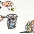 A szegénység fenntartása a liberálisok érdeke?