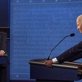 Kaotikus lett Trump és Biden vitája