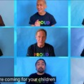 A San Franciscó-i homoszexuális kórus is rámutatott a magyar gyermekvédelmi törvény szükségességére