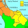 Szeparatista mozgalmak rázzák meg Thaiföldet
