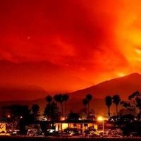 Lángoló Kalifornia