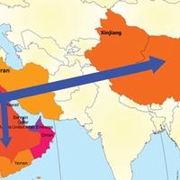 A Közel-Kelet lehet Kína új célpontja