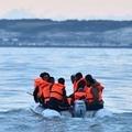 Nagy-Britannia és Franciaország a migránsok feltartóztatásáról egyezett meg