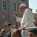 Az üldözött keresztényekről folytatott beszélgetést a pápa Irak egyik legbefolyásosabb síita vezetőjével