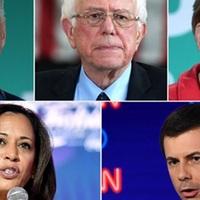 A demokrata jelöltek lehengerlő középszerűsége