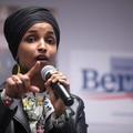 Nem lehet felelőségre vonni Ilhan Omart antiszemita kijelentései miatt