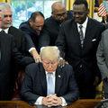 A keresztény szavazóbázis csökkenése is közrejátszhatott Trump kudarcában