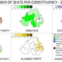Így választott Észak-Írország