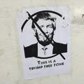 A közösségi oldalak vezetői szerint Trump továbbra is veszélyforrás
