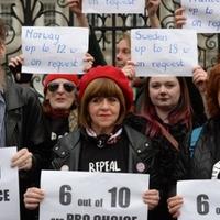 Újabb abortuszpárti megmozdulás Írországban