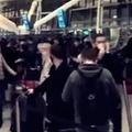 Több száz ír rekedt a londoni reptéren a lezárás után