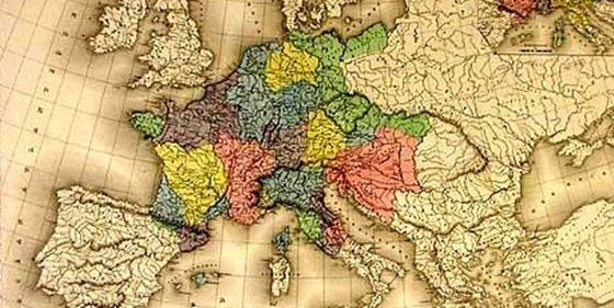 Középkori Európa Térkép