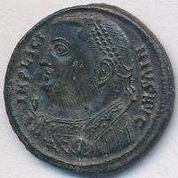 I. Licinius bronz follis - a nikomédiából