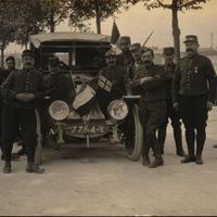 Taxi de la Marne, azaz Marne taxijai