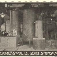 Ismerős gyógyszereink forrása: a Chinoin gyógyszergyár