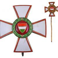 Magyar Köztársasági Érdemrend tisztikeresztje