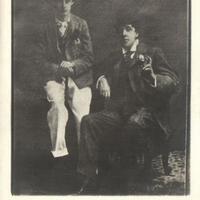Fotóritkaság Oscar Wilde-ról