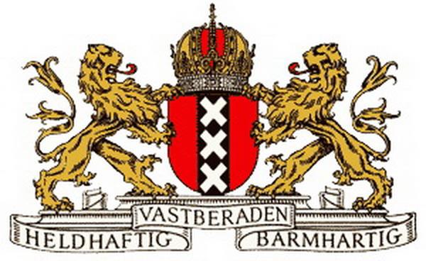 Amszterdam város címere