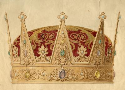 A norvég hercegi korona