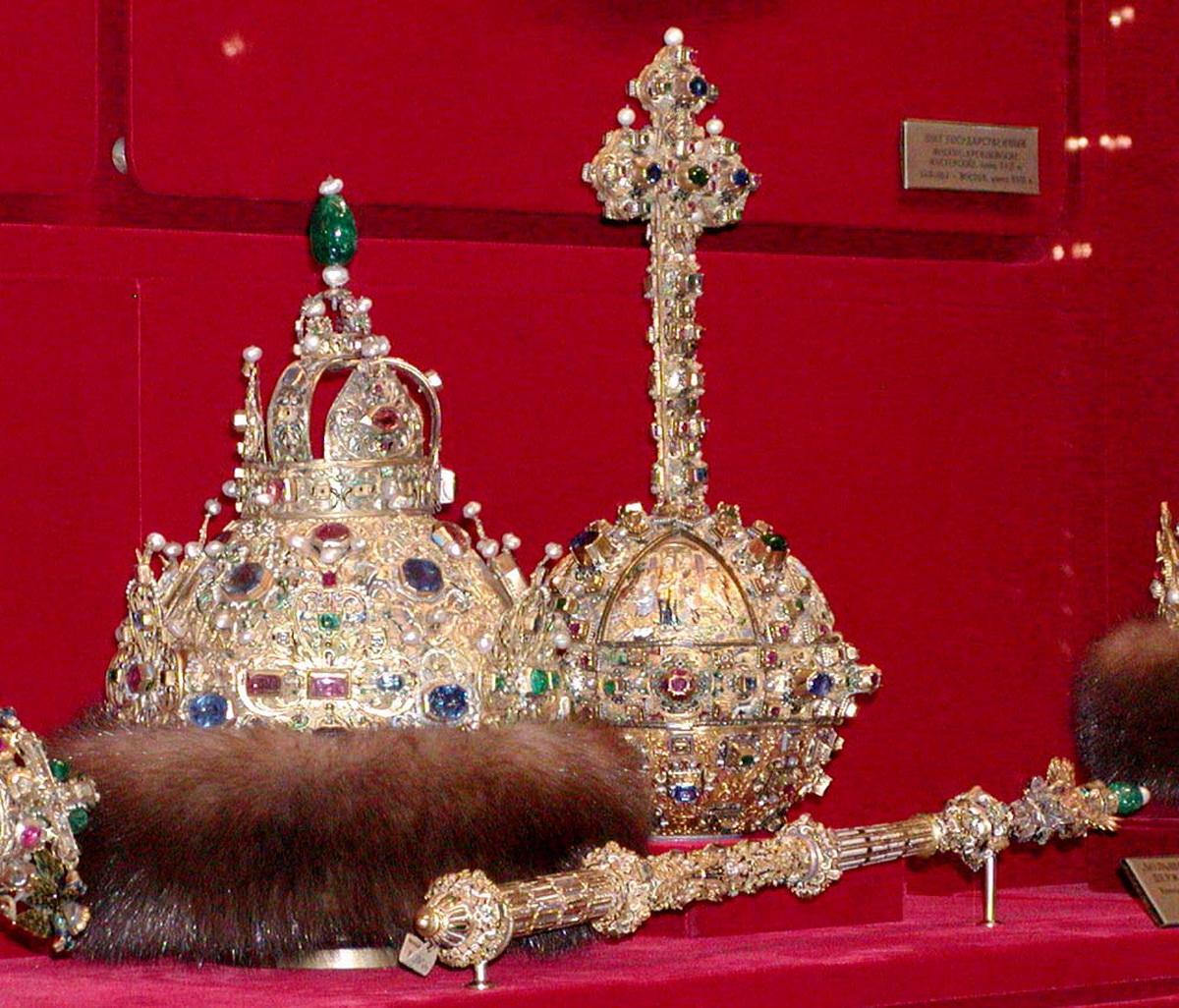 I. Mihály koronája